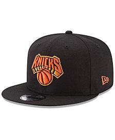 New Era New York Knicks All Colors 9FIFTY Snapback Cap