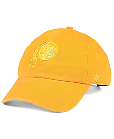 '47 Brand Washington Redskins Triple Rush CLEAN UP Cap