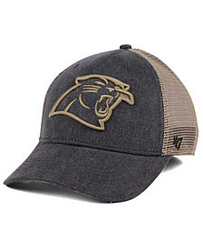 '47 Brand Carolina Panthers Summerland Contender Flex Cap