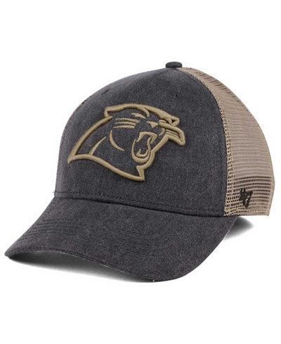 '47 Brand Carolina Panthers Summerland Contender Flex Cap