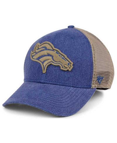 '47 Brand Denver Broncos Summerland Contender Flex Cap