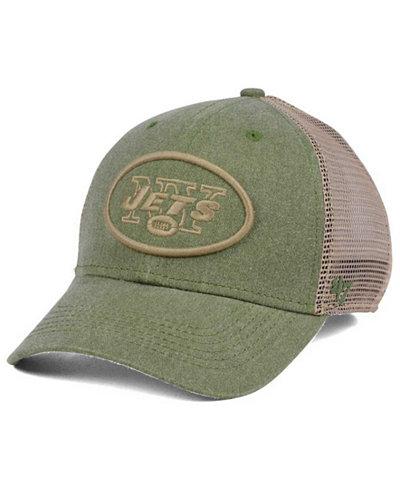'47 Brand New York Jets Summerland Contender Flex Cap