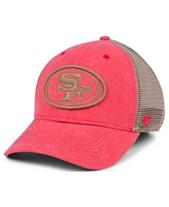 820924af711  47 Brand San Francisco 49ers Summerland Contender Flex Cap