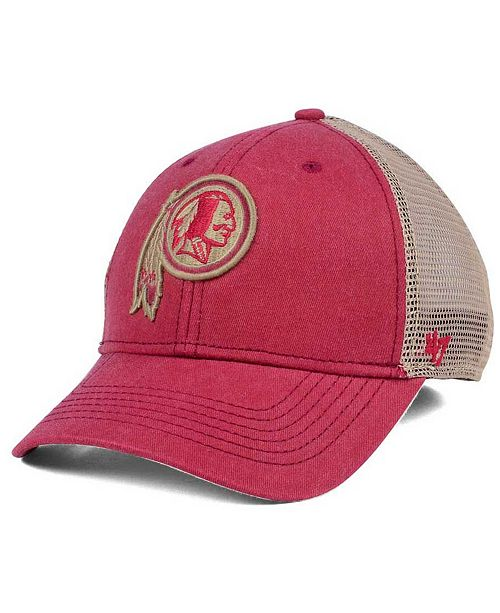 '47 Brand Washington Redskins Summerland Contender Flex Cap