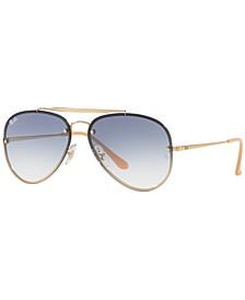 Sunglasses, RB3584N BLAZE AVIATOR GRADIENT