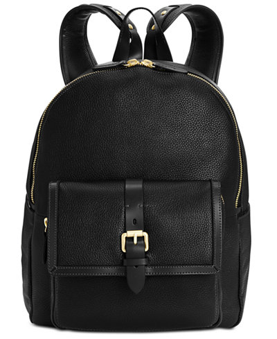 Cole Haan Men's Brayton Leather Backpack