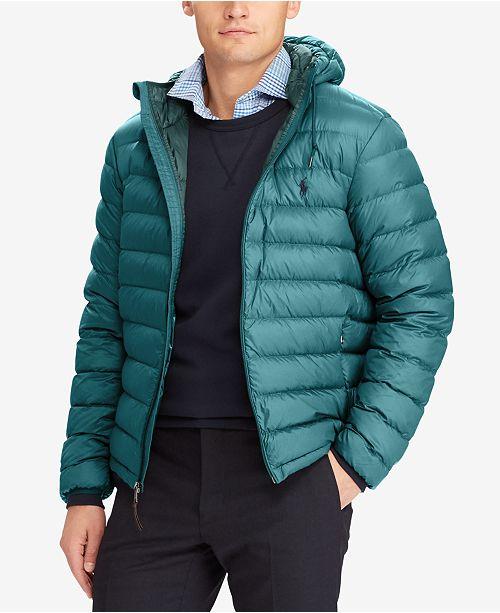 5195f95f Polo Ralph Lauren Men's Packable Down Jacket & Reviews ...