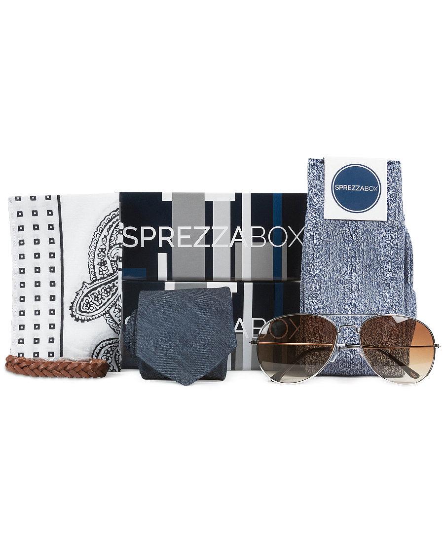 SprezzaBox Mens Sprezza Collection