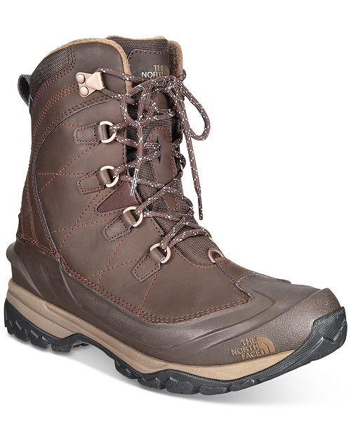 The North Face Men's Chilkat EVO Boots & Reviews All