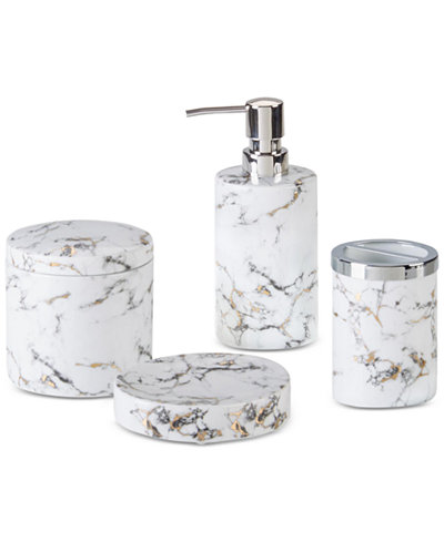 Stowe Bath Accessories, Created for Macy's