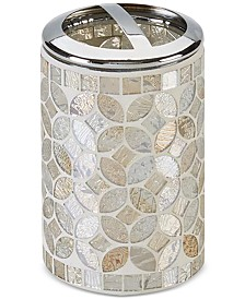 JLA Home Cape Mosaic Toothbrush Holder, Created for Macy's