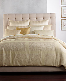 Hotel Collection Patina King Duvet Cover, Created for Macy's