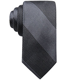 Ryan Seacrest Distinction™ Men's Zion Bar Stripe Silk Tie, Created for Macy's