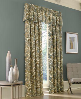 """Valdosta Cotton 50"""" x 84"""" Rod Pocket Curtain Panel"""