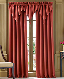 "Queen Street Jasper 50"" x 84"" Rod Pocket Curtain Panel"