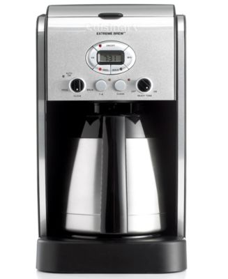 Cuisinart Coffee Maker Just Steams : Cuisinart DCC-2750 10-Cup Thermal Extreme Brew Coffee Maker - Coffee, Tea & Espresso - Kitchen ...