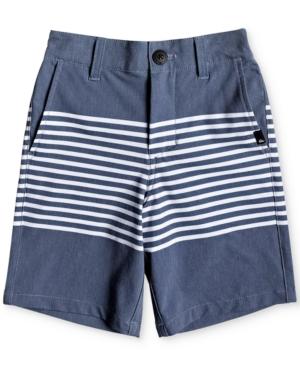 Quiksilver Echo Stripe Amphibian Shorts Toddler Boys (2T5T)