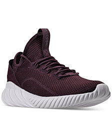 adidas Men's Tubular Doom Sock Primeknit Casual Sneakers from Finish Line