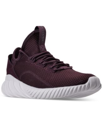 adidas Men\u0027s Tubular Doom Sock Primeknit Casual Sneakers from Finish Line