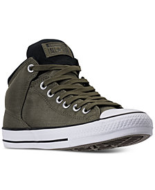 Converse Men's Chuck Taylor All Star High Street Casual Sneakers from Finish Line