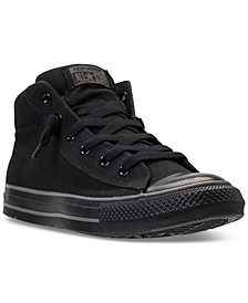 Converse Men's Chuck Taylor All Star Street Mid Casual Sneakers From Finish Line