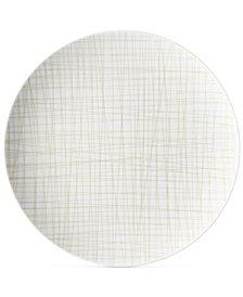 Thomas Rosenthal Mesh Lines  Dinner Plate