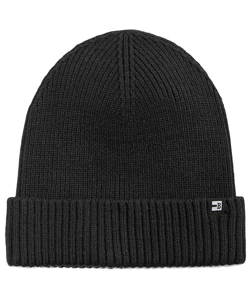 53e89fac71f Block Hats Men s Ribbed-Cuff Beanie   Reviews - Hats