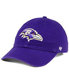 '47 Brand Baltimore Ravens CLEAN UP Cap