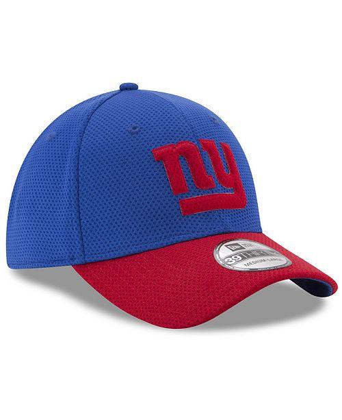 finest selection a00f5 dd414 ... New Era New York Giants Logo Surge 39THIRTY Cap ...