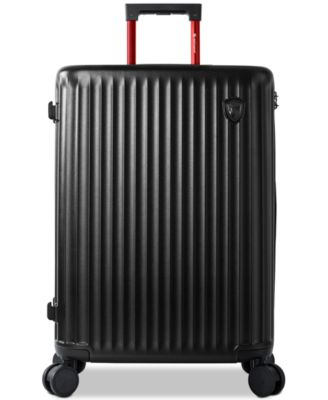 "SmartLuggage® 26"" Hardside Spinner Suitcase, Created for Macy's"