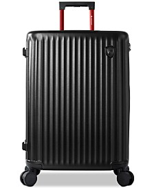 "CLOSEOUT! Heys SmartLuggage® 26"" Hardside Spinner Suitcase, Created for Macy's"