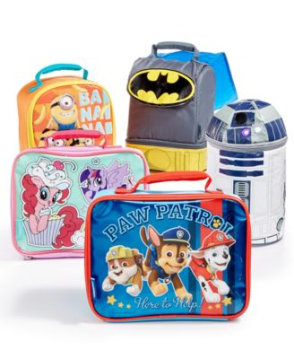 BatGirl Dual-Compartment Lunch Box