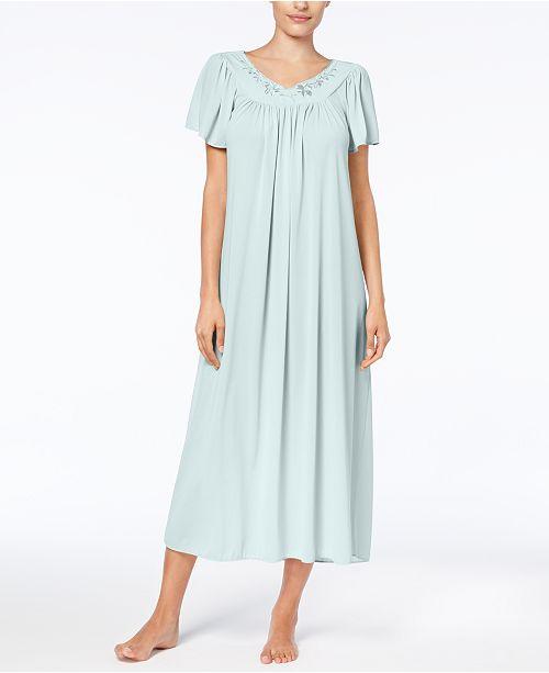 Miss Elaine Tricot Long Gown   Reviews - Bras 10b2c0ec2