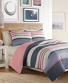 Nautica Angler Cotton Twin Quilt