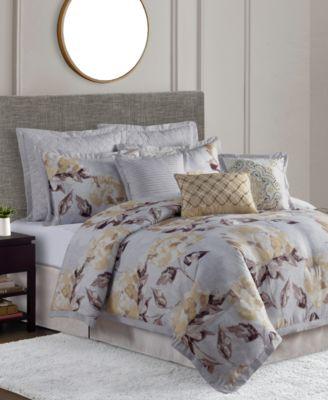 Diane 10-Pc. Full Comforter Set