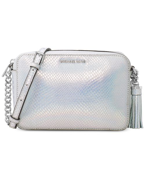dd8f8fdaa0 Michael Kors Ginny Medium Camera Bag   Reviews - Handbags ...