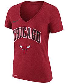 Nike Women's Chicago Bulls Wordmark T-Shirt