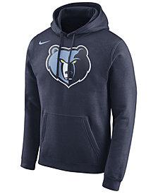 Nike Men's Memphis Grizzlies Logo Club Hoodie