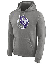 Nike Men's Sacramento Kings Logo Club Hoodie
