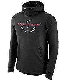 Nike Men's Miami Heat Practice Therma Hoodie