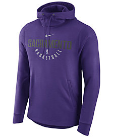 Nike Men's Sacramento Kings Practice Therma Hoodie