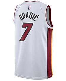 Nike Men's Goran Dragic Miami Heat Association Swingman Jersey