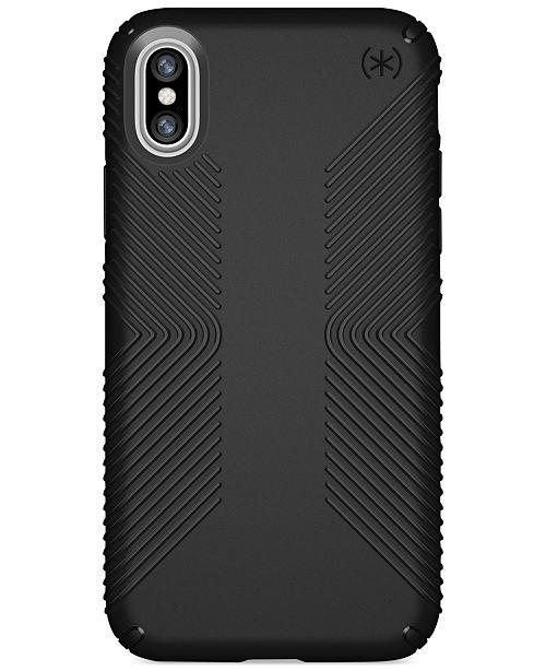 san francisco 3072b 5b3ce Presidio Grip iPhone X Case