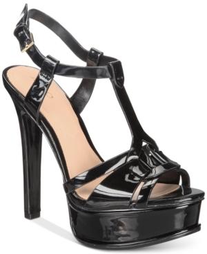 Image of Aldo Chelly Platform Dress Sandals Women's Shoes