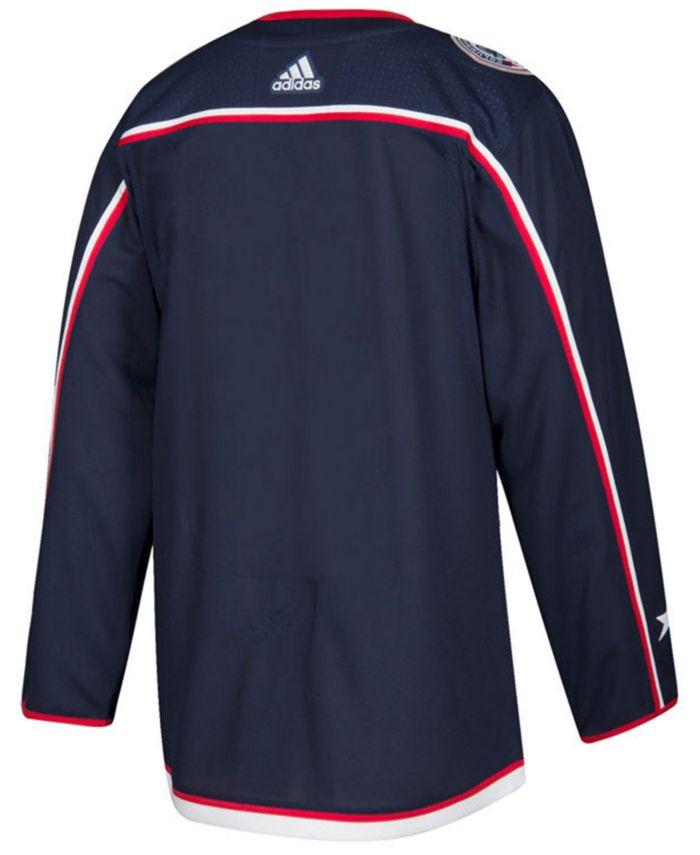 Adidas Men's Columbus Blue Jackets Authentic Pro Jersey & Reviews - Sports Fan Shop By Lids - Men - Macy's