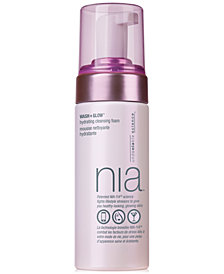 StriVectin NIA Wash + Glow Hydrating Cleansing Foam, 5-oz.