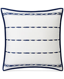 Lauren Ralph Lauren Luna Serape Stripe Cotton European Sham