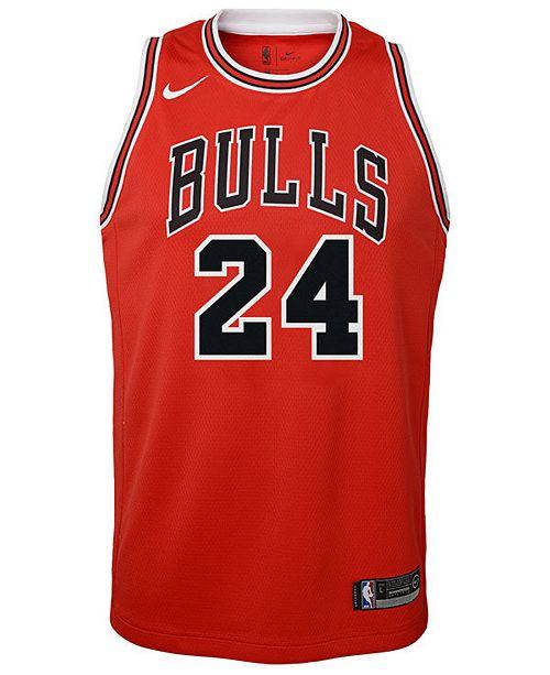 Nike Lauri Markkanen Chicago Bulls Icon Swingman Jersey 1d5628f1b