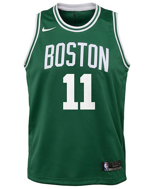 8d03060ca70 Nike Kyrie Irving Boston Celtics Icon Swingman Jersey
