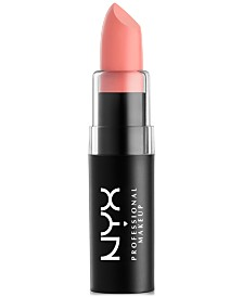 NYX Professional Makeup Matte Lipstick